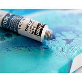 Pebeo Studio Acrylics Set of 6 Dyna Colours 20ml Thumbnail Image 2