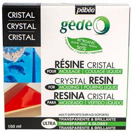 Pebeo Gedeo Bio-Based Crystal Resin Thumbnail Image 0