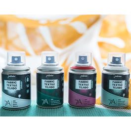 Pebeo 7A Fabric Spray Paint 100ml Thumbnail Image 2