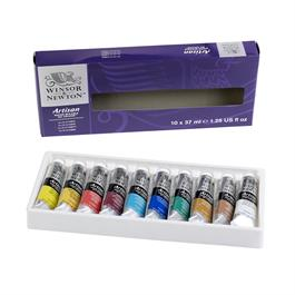 Artisan Water Mixable Oil Paint 10 x 37ml Tube Set Thumbnail Image 4