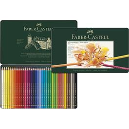 Faber Castell Polychromos Pencils Tin of 36 Thumbnail Image 1