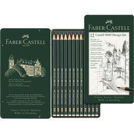 Castell 9000 Design Set of Pencils Thumbnail Image 1