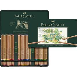 Faber Castell Pitt Pastel Pencil Tin of 60 Thumbnail Image 2