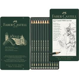 Castell 9000 Art Set of Pencils Thumbnail Image 1