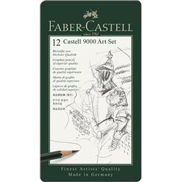 Castell 9000 Art Set of Pencils Thumbnail Image 0