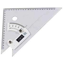 "Jakar Adjustable Set Square 250mm (10"") thumbnail"