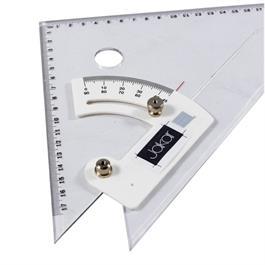 Jakar Adjustable Set Square 250mm (10