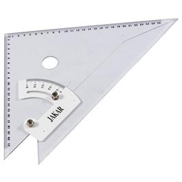 "Jakar Adjustable Set Square 300mm (12"") thumbnail"