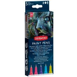 Derwent Paint Pen Palette #3 Thumbnail Image 2
