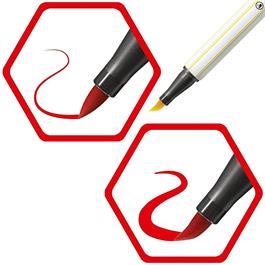 STABILO Pen 68 Brush Pens Single Colours Thumbnail Image 3