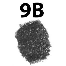 Staedtler Mars Lumograph Pencil 9B thumbnail