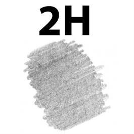 Staedtler Mars Lumograph Pencil 2H thumbnail