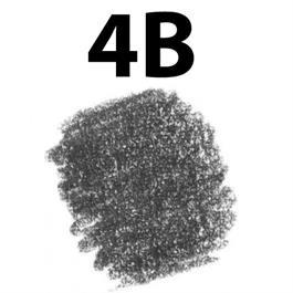 Staedtler Mars Lumograph Pencil 4B thumbnail