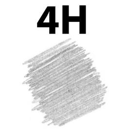 Staedtler Mars Lumograph Pencil 4H thumbnail