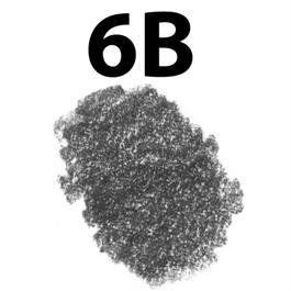 Staedtler Mars Lumograph Pencil 6B thumbnail