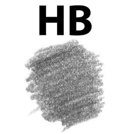 Staedtler Mars Lumograph Pencil HB thumbnail