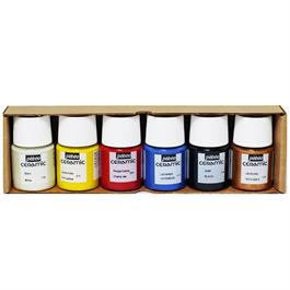 Pebeo Ceramic Initiation Set 6 x 20ml Assorted Thumbnail Image 1