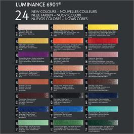 Caran d'Ache Luminance 6901 Artists Pencils - Individual Colours Thumbnail Image 1