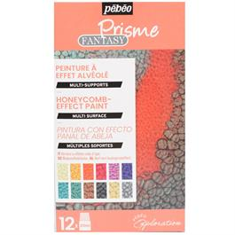 Pebeo Fantasy Prisme Explorer Set 12 x 20ml Thumbnail Image 0