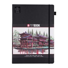 Sakura Sketchbook Ivory White Paper 21x30cm (A4) thumbnail