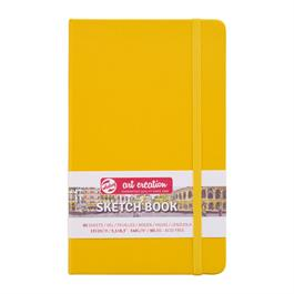 Sketchbook Golden Yellow 13x21cm thumbnail