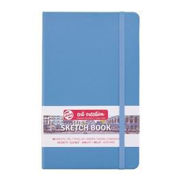 Sketchbook Lake Blue 13x21cm thumbnail