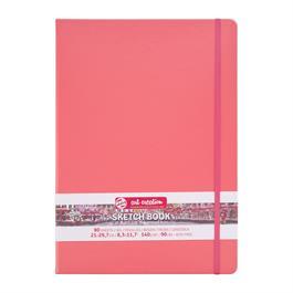 Sketchbook A4 (21x30cm) Coral thumbnail