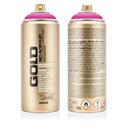 Montana Gold Spray Paint 400ml thumbnail