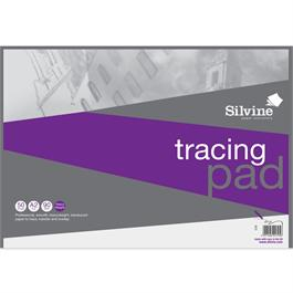 A2 Silvine Professional Tracing Pad 90gsm thumbnail