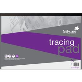 A3 Silvine Professional Tracing Pad 90gsm thumbnail