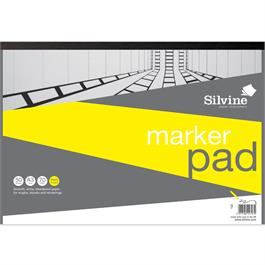 A3 Silvine Professional Bleedproof Marker Pad thumbnail