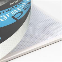 Silvine Professional Graph Pad A4 5mm Isometric Thumbnail Image 1