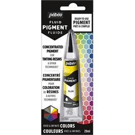 Pebeo Fluid Pigment 20ml Tube Thumbnail Image 1