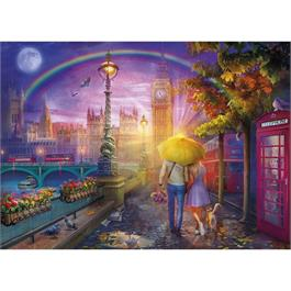 Romance on the River 1000 Piece Jigsaw Puzzle Thumbnail Image 1