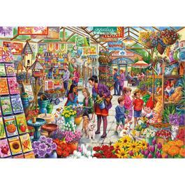 Gardener's Delight Jigsaw 1000pc Thumbnail Image 1