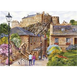 Edinburgh - The Vennel Jigsaw 1000pc Thumbnail Image 1