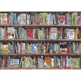 Authorful Puns Jigsaw 1000pc Thumbnail Image 1