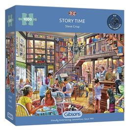 Story Time Jigsaw 1000pc Thumbnail Image 0