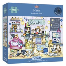 Scent Jigsaw 1000pc Thumbnail Image 0