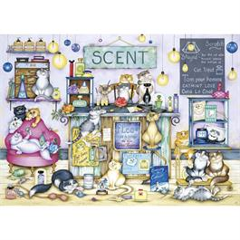 Scent Jigsaw 1000pc Thumbnail Image 1