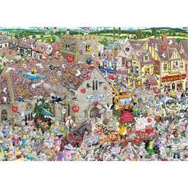 I Love Weddings Jigsaw 1000pc Thumbnail Image 1