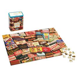 1950s Sweet Memories Gift Tin - Jigsaw 500pc Thumbnail Image 1