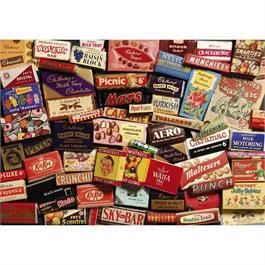 1950s Sweet Memories Gift Tin - Jigsaw 500pc Thumbnail Image 2