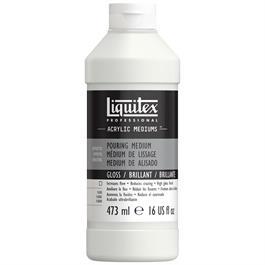 Liquitex Pouring Medium 473ml Bottle (NEW SIZE) thumbnail