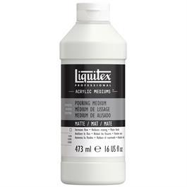 Liquitex Matte Pouring Medium 473ml thumbnail