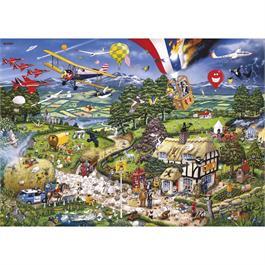 I Love the Country Jigsaw 1000pc thumbnail