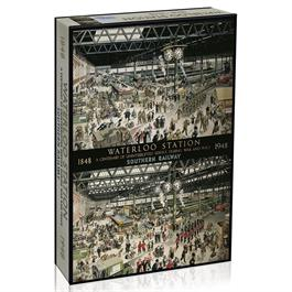 Waterloo Station Jigsaw 1000pc thumbnail