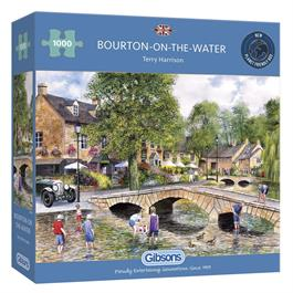 Bourton On Water Jigsaw 1000pc Thumbnail Image 0