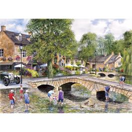 Bourton On Water Jigsaw 1000pc Thumbnail Image 1