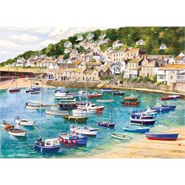Mousehole Jigsaw 1000pc Thumbnail Image 1